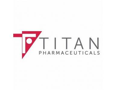 Titan Pharmaceuticals Logo