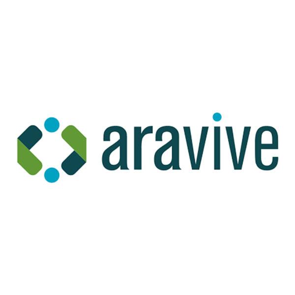 Aravive Logo