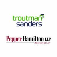 Troutman Sanders and Pepper Hamilton