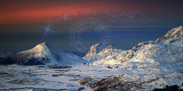Arctic Vision Banner